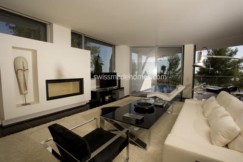 En venta modernos apartamentos lujosos en espana for Apartamentos modernos 2016