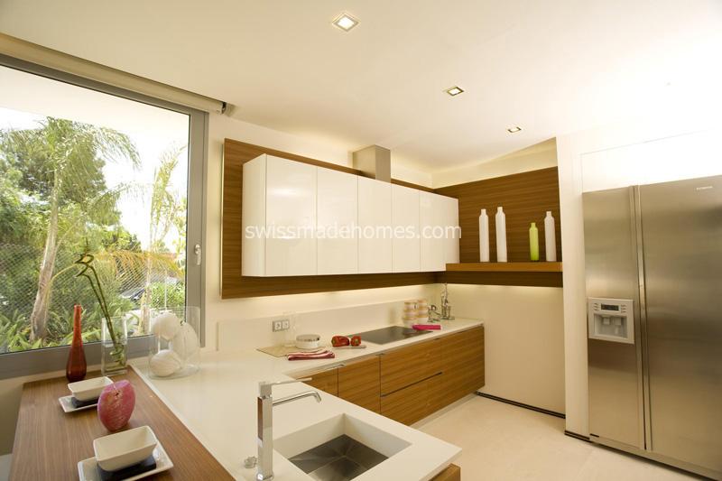 En venta modernos apartamentos lujosos en espana for Departamentos pequenos lujosos